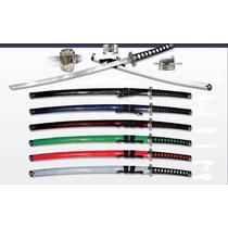 Katana Samurai Decorativa Colores Varios (ornato)