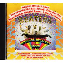 Magical Mystery Tour - The Beatles - E M I - 1967 - 1 Cd