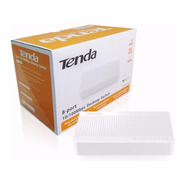 Switch Tenda S108 8 Puertos Limitado A 3 Pzs Por Compra