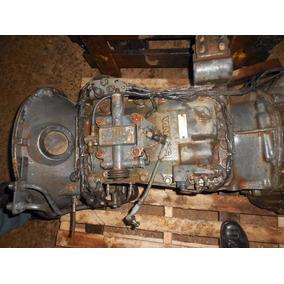 Caixa Cambio Scania R114 Ano 2002 Sem O Retarder Peças