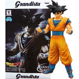 Goku Dragonball Z Grandista Banpresto Resolution Of Soldiers