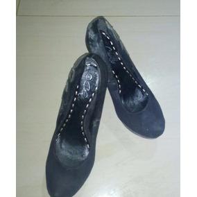 Zapatos Y Blusas De Blonda Para Damas Talla Plus