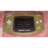 Gameboy Advance Transparente
