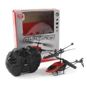 Helicóptero Controle Remoto 2 Canais Pronta Entrega