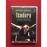 Dvd - Isadora - Vanessa Redgrave - Seminovo