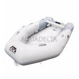 Gomon Inflable Aquamarina 360 Piso Aluminio 5 Personas Pesca