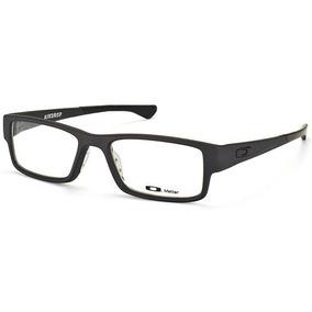 Armação Óculos De Grau Oakley Masculino Hyperlink Ox8078-01. Paraná · Óculos  De Grau Oakley Ox8046-01 53x18 143 Airdrop f068464ff2
