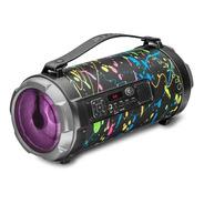 Caixa De Som Bluetooth Pulse Bazooka Portátil - 120w