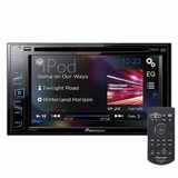 Dvd Player Automotivo Pionner Avh-195dvd 6.2 Pol C/controle