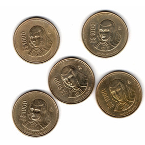 Coleccion Moneda Antigua Mil Pesos A1