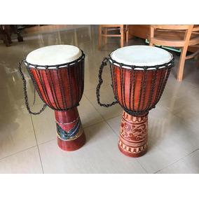 Yembe Pintado O Tallado 60cm (venta Por Unidad)