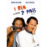 1 Dia 2 Pais (lacrado) - Com Robin Willians E Billy Crystal