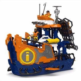Imaginext Navio Comando Do Mar - Fisher Price Dfx93 Mattel