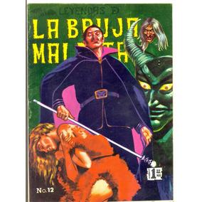 Leyendas De La Bruja Maldita Comic De Terror