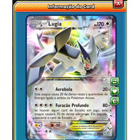 Lugia Ex - Pokemon Tcg Online
