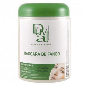 Máscara De Fango Mineral Facial Corporal X1400gr. Dr Duval