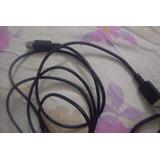 Cable De Alimentacion Para Impresoras Hp Y Cable De Datosusb