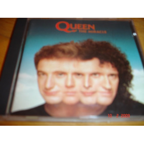 Cd Queen - The Miracle (freddie Mercury, Brian May)