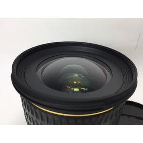 Lente Sigma 28mm 1.8 P/nikon Art Super Luminosa! #