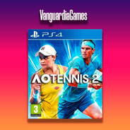 Ao Tennis 2 Ps4 Digital Primario