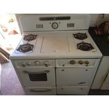 Cocina Domec Doble Horno (vintage)