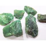 Gema Jade Verde Bruta Natural 2cm Pedra P/colecionador