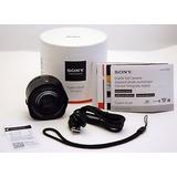 Cámara Lens-style Dsc-qx10 Con Sensor De 18 Mp
