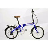 Bicicleta X-terra Plegable Fx20