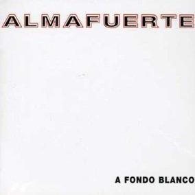 Vinilo Almafuerte - A Fondo Blanco - Lp Nuevo
