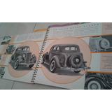 Muy Raro Catálogo 100% Original De Agencia: Autos Ford 1935