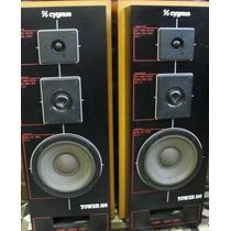 Caixas Acústicas Cygnus Tower 100 - Raridade
