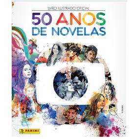 Figurinhas Do Album 50 Anos De Novelas Da Globo