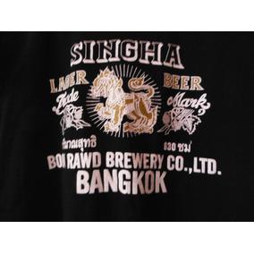 Blusa Singha Beer Tailandia Cerveza Woman Mujer Fashion