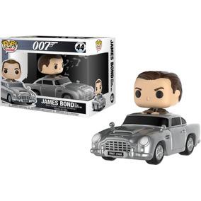 Boneco Funko Pop James Bond 007 - Rides James Bond