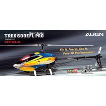 Helicóptero Align T-rex 600efl 3gx Pro Kx016017