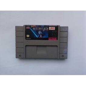 Super Star Wars Return Of The Jedi Snes En Game Reaktor 2