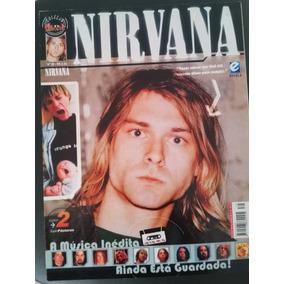 Revista Pôster Coleção Metal Massacre Nº 39 Nirvana