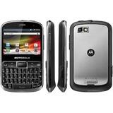 Celular Motorola Xt560 Defy Pro Prata Com Camera, Mp3 E Gps