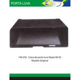 Caixa De Porta Luvas Opala 1980-1992 Modelo Original