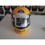 Capacete Replica Senna 94 Temos Todas As Temporadas