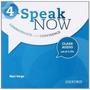 Livro Speak Now: 4: Class Audio Cds Editora Oxford
