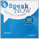 Livro Speak Now: 4: Class Audio Cds Editora Oxford