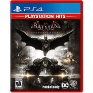Batman Arkham Knight - Ps4 Fisico Nuevo & Sellado