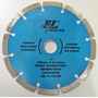 Disco Diamantado Para Cortador Parede 150mm Furo 22mm