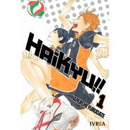 Haikyu!! Manga Ivrea Tomos Varios Gastovic Anime Store