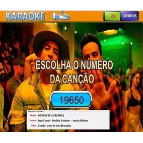 Videokê Karaokê Raf Matriz Pc 8400 Músicas Fácil De Baixar