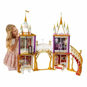 Castelo 2 Em 1 Ever After High