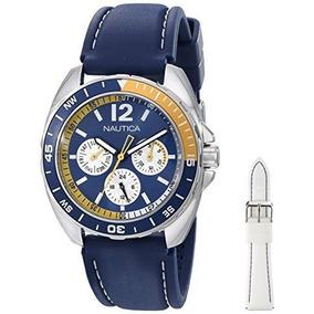 Reloj Nautica N09915g Pack