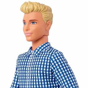 Barbie Fashionistas - Ken Fashionistas 07 Magro - Loiro