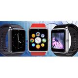 Smartwatch Reloj Inteligente Camara Tactil Bluetooth Android